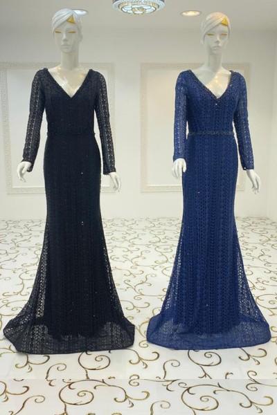 Festive Gown (3 Pieces Set)