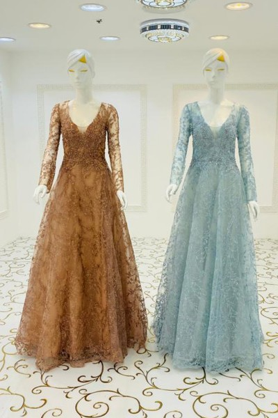 Prom Pretty Gown (3 Pieces Set)
