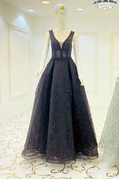 Ethnic Wear Gown (3 Pieces Set)