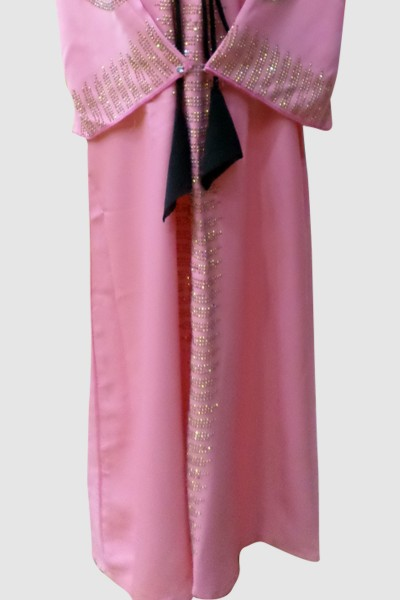 Modest Kid's Abaya (12 Pieces Set)
