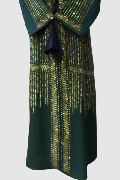 Graceful Abaya (12 Pieces Set)