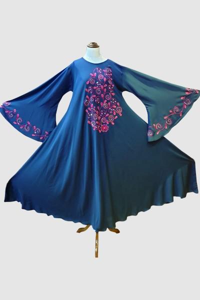 Exclusive Abaya (6 Pieces Set)