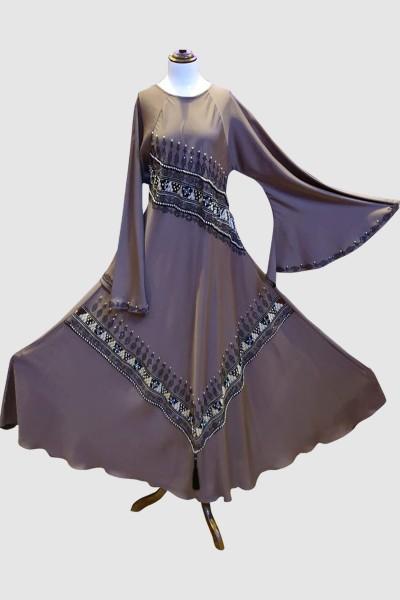 Classy Abaya (6 Pieces Set)
