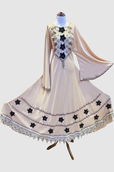 Charming Abaya (6 Pieces Set)