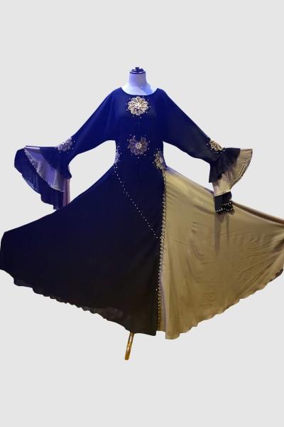 Delightful Abaya (6 Pieces Set)