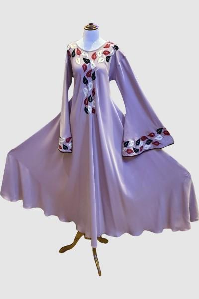 Charismatic Abaya (6 Pieces Set)