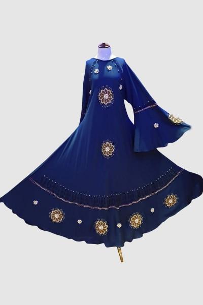 Dubai Fashion Abaya (6 Pieces Set)