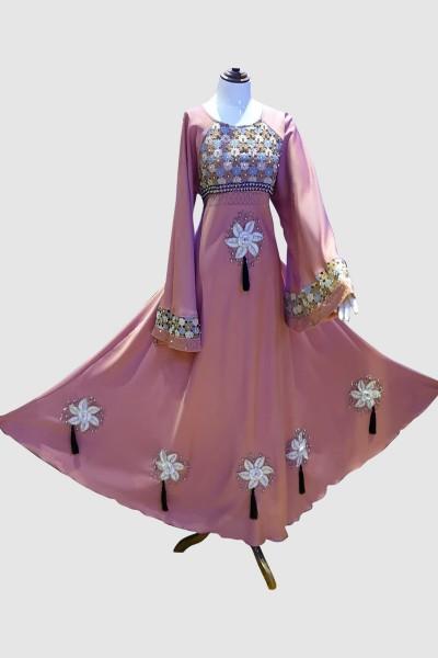 Hot Selling Abaya (6 Pieces Set)