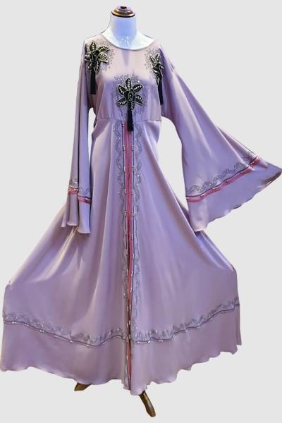 New Trend Abaya (6 Pieces Set)