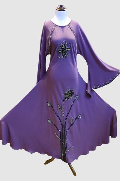 Glamour Abaya (6 Pieces Set)