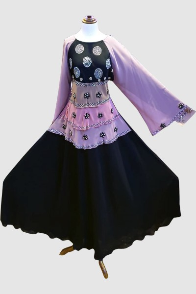 Khaleejia Abaya (6 Pieces Set)