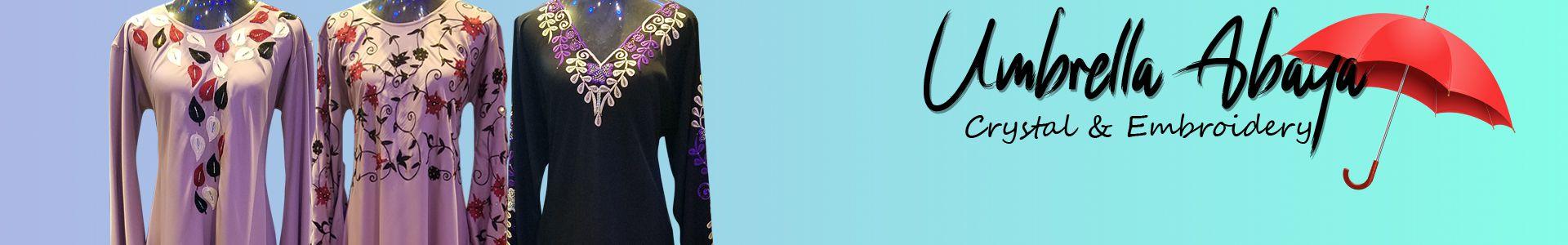 Umbrella Abaya Usd $ 18.00