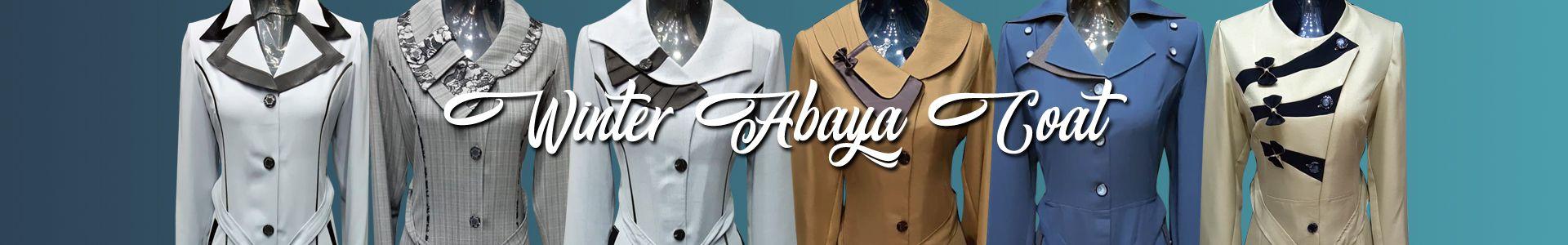 Winter Abaya Coat Usd $ 32.87