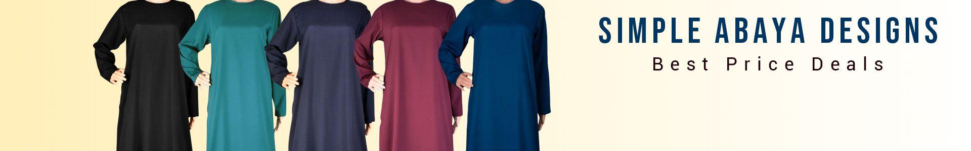 Plain Abaya Usd $ 10.99
