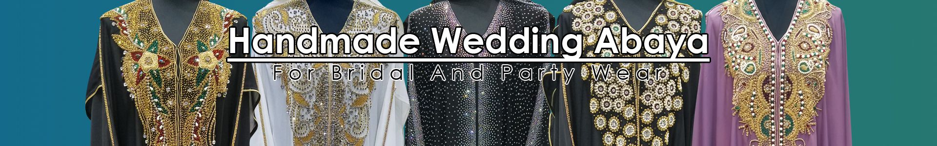Party & Wedding Abaya