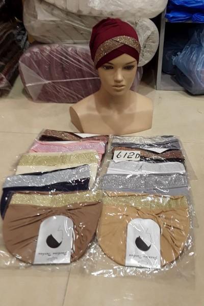 Crystal Khaleejia Hijabs
