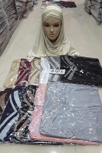 Sophisticated Glitters Hijabs