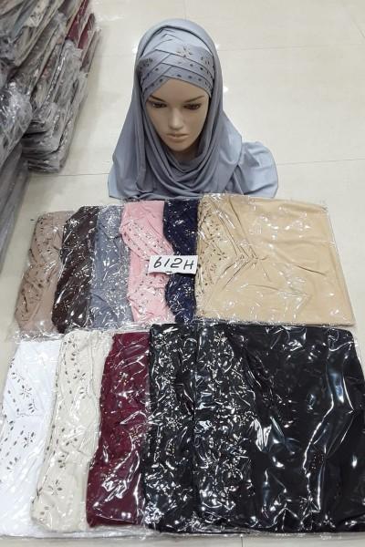 Stone Viscose Hijabs