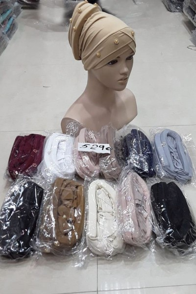 Crystal Beaded Modest Hijabs