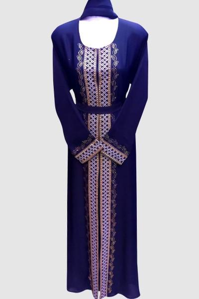Awf Khaleejia Designer Abaya