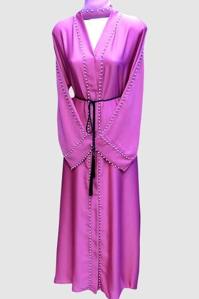 Modern Designer Pearl Abaya