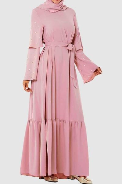 Gorgeous Abaya Free ...