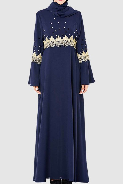 Modern Abaya Free Sh...