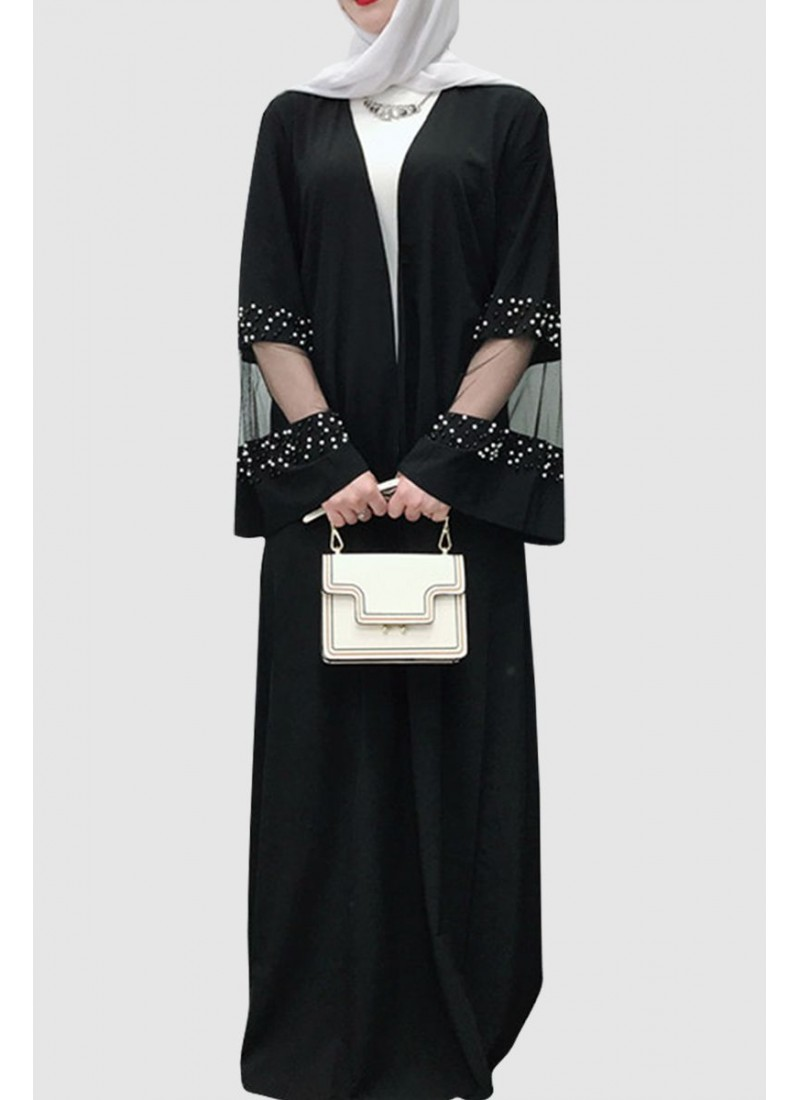 Stylish Nida Abaya Free Shipping