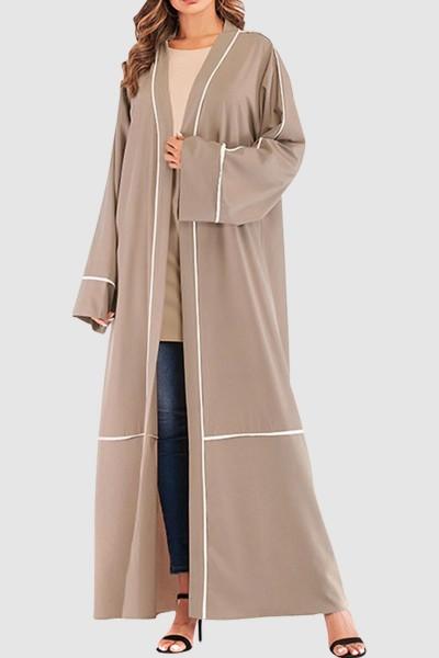 Fashionable Abaya Fr...