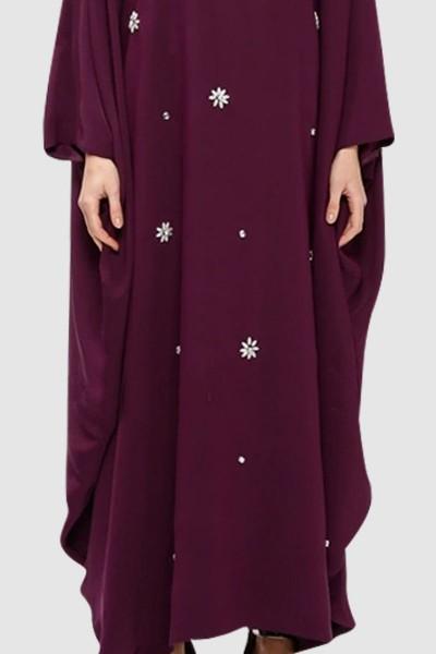 Farasha Style Abaya Free Shipping