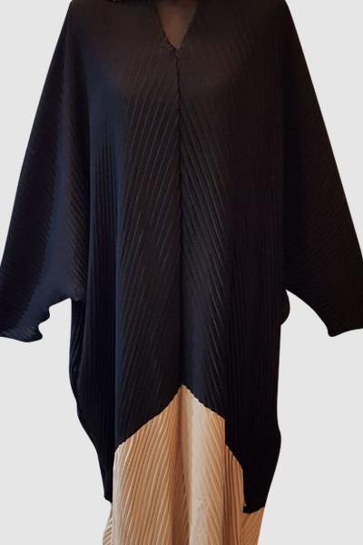 Pleats Designer Abaya