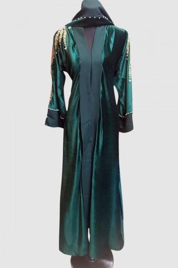 Jasmine Velvet Abaya