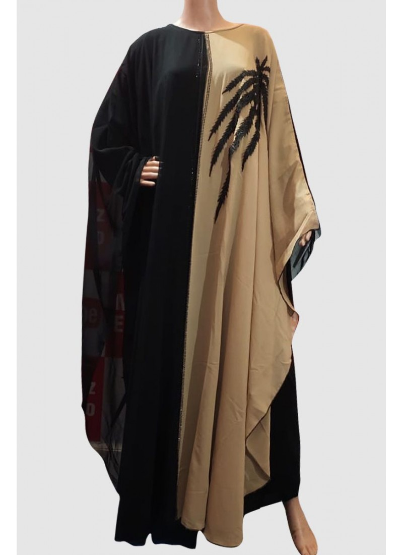 Fancy Butterfly Abaya