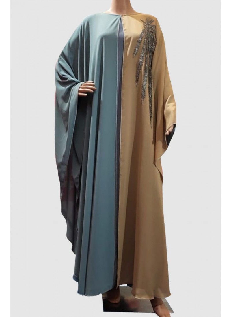 Sophisticated Butterfly Abaya