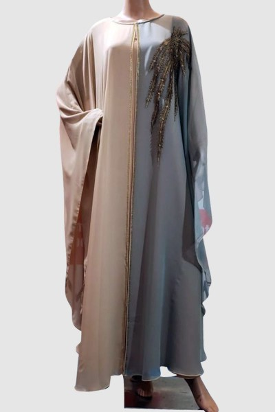 Traditional Butterfly Abaya