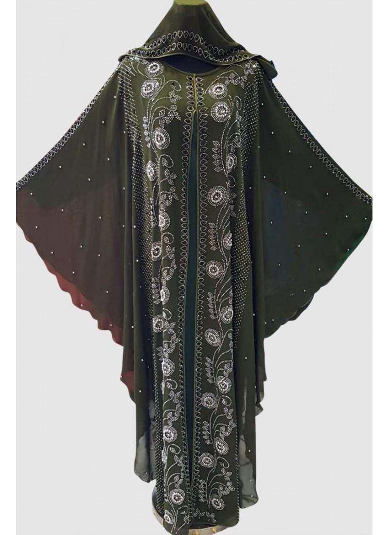 Modest Farasha Abaya