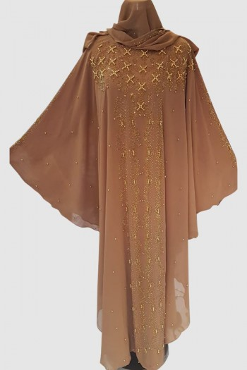 Sophisticated Farasha Abaya