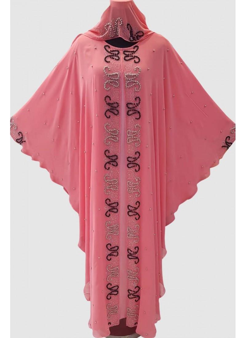 Modest Fancy Farasha Abaya