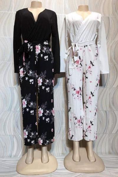 Stylish Printed Casual Dress