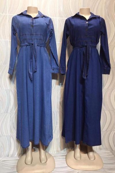 Stylish Long Casual Dress