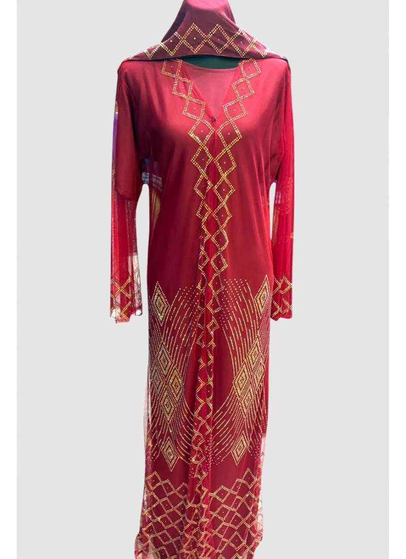 Amara Fancy Modest Abaya