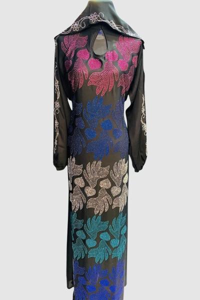 Amber Classical Modern Abaya