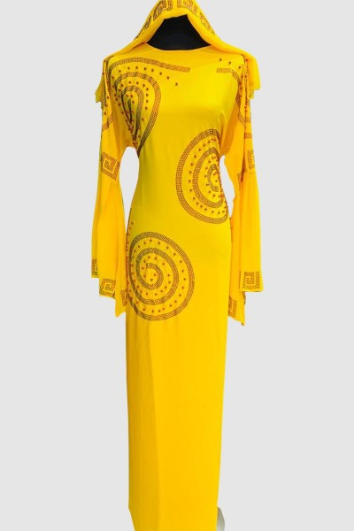Imani Sophisticated Abaya