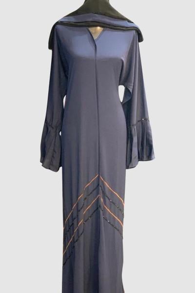 Stunning Aziza Designer Abaya