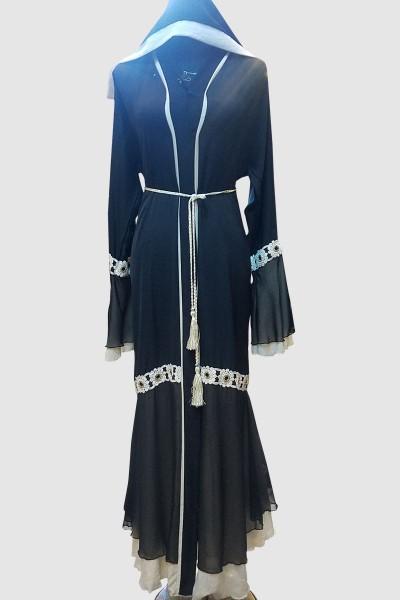 Amaia Fancy Dubai Abaya