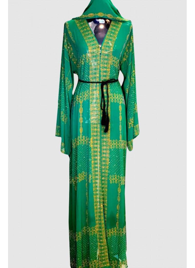 Leela Classical Designer Abaya