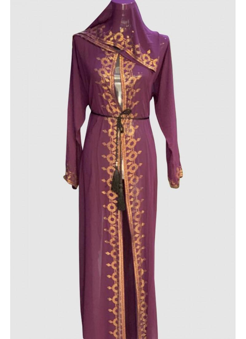 Modern Ja'liyah Fancy Abaya