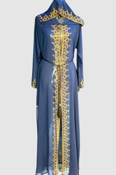 Luxury Tasneem Abaya