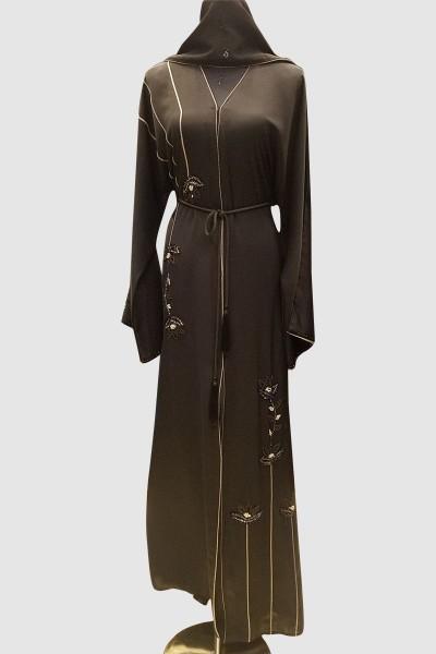 Designer Hand Work Abaya