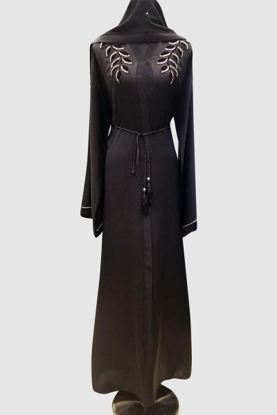 Lila Stunning Modern Abaya